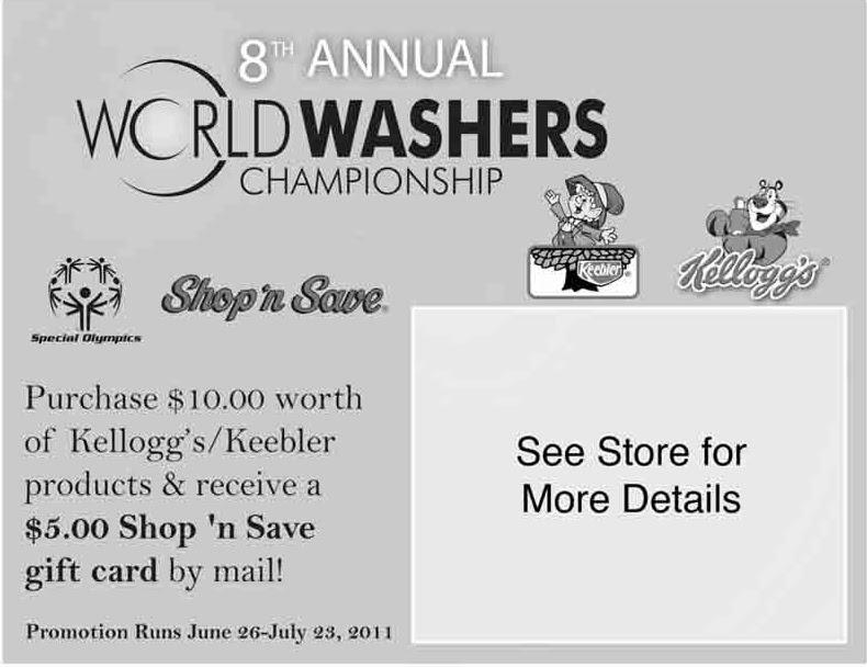 Shop 'n Save: Kellogg's/Keebler Gift Card Rebate | coupondev